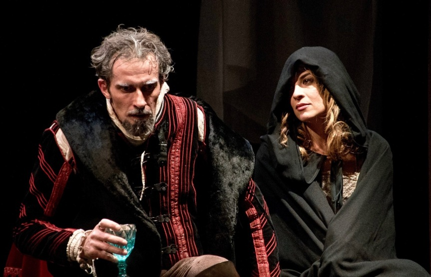 Globe Theatre | Shakespeare & Cervantes   in GHOST WRITER dal 21 giugno