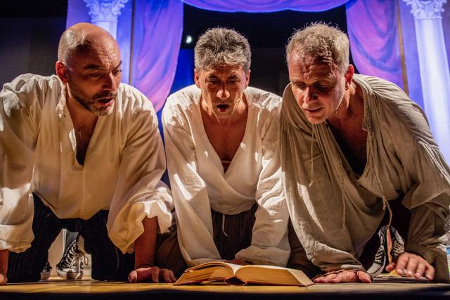 Globe Theatre | LE OPERE COMPLETE DI SHAKESPEARE IN 90 MINUTI dal 26giugno