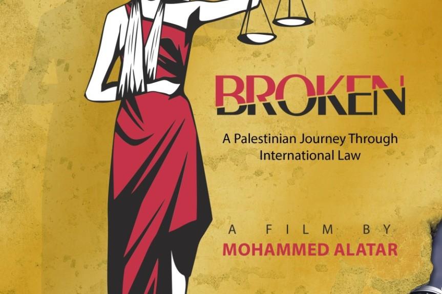 Il tour del film palestinese sul Muro: BROKEN diMohammed Alatar