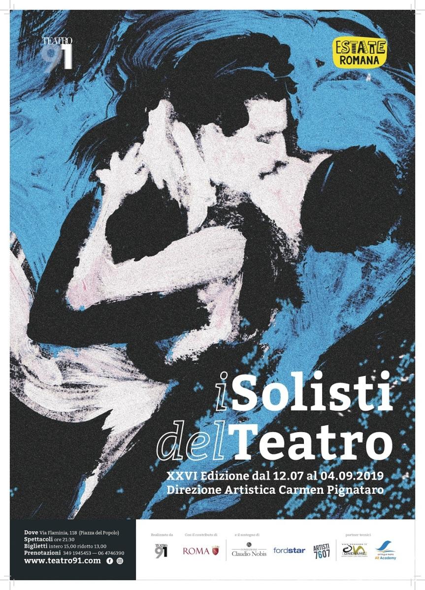 I Solisti del Teatro XXVI edizione dal 12 luglio al 4settembre