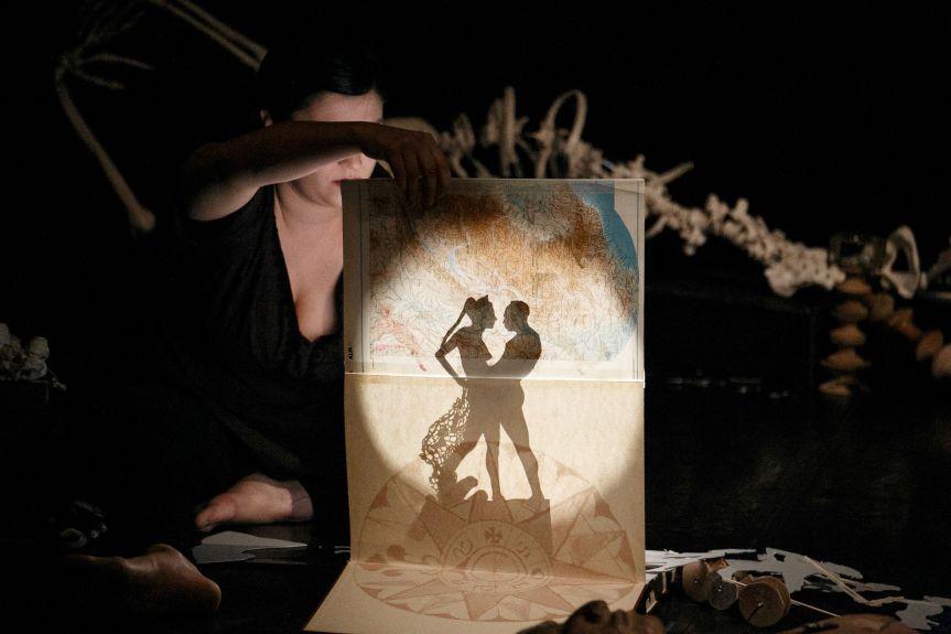 """Dal 3 al 10 agosto CastellinAria – Festival di Teatro Pop ad Alvito: """"Segnali di fumo"""""""