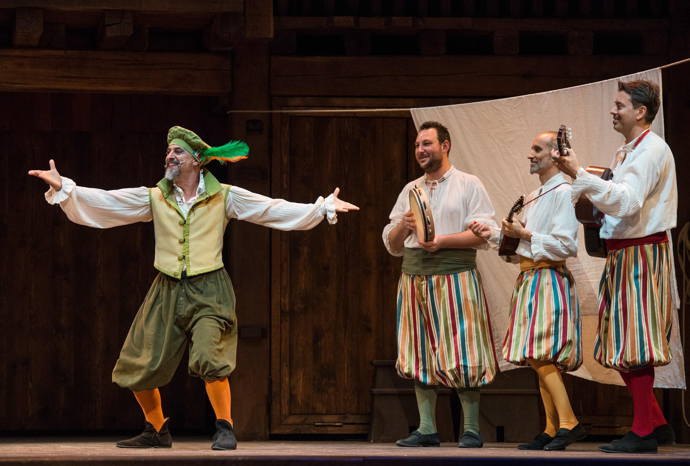 Globe Theatre | MOLTO RUMORE PER NULLA dal 7 al 25 agosto