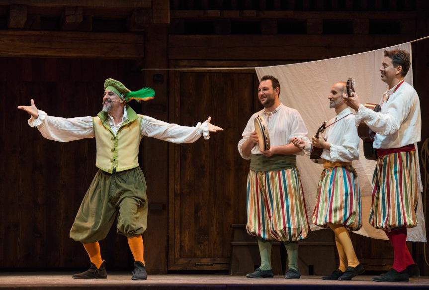 Globe Theatre | MOLTO RUMORE PER NULLA dal 7 al 25agosto