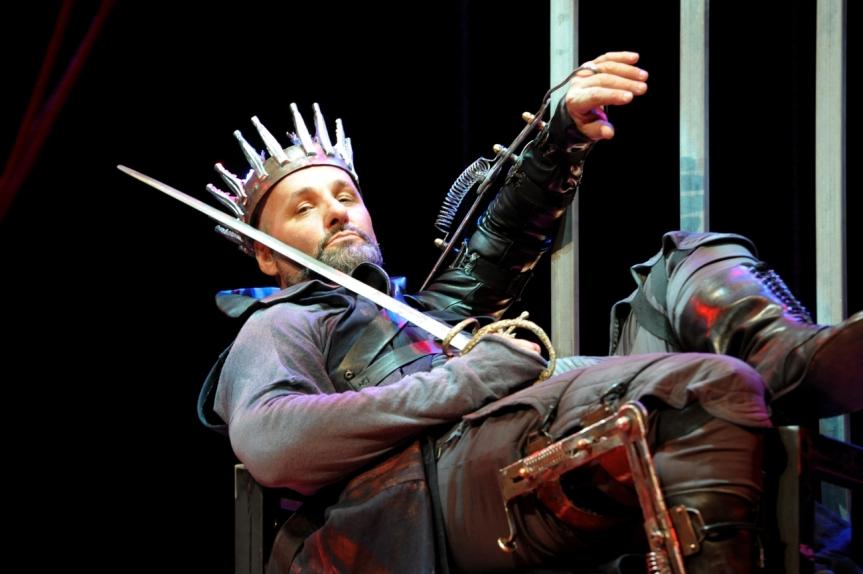 Globe Theatre | Il RICCARDO III di Marco Carniti fino al 15settembre