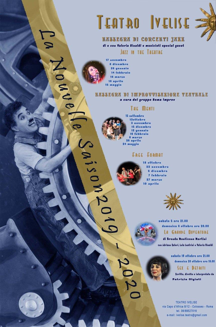 Teatro Ivelise | Presentata la NouvelleSaison