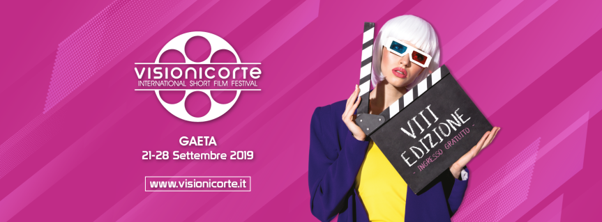 Visioni Corte International Short Film Festival: a Gaeta dal 21 al 28 settembre