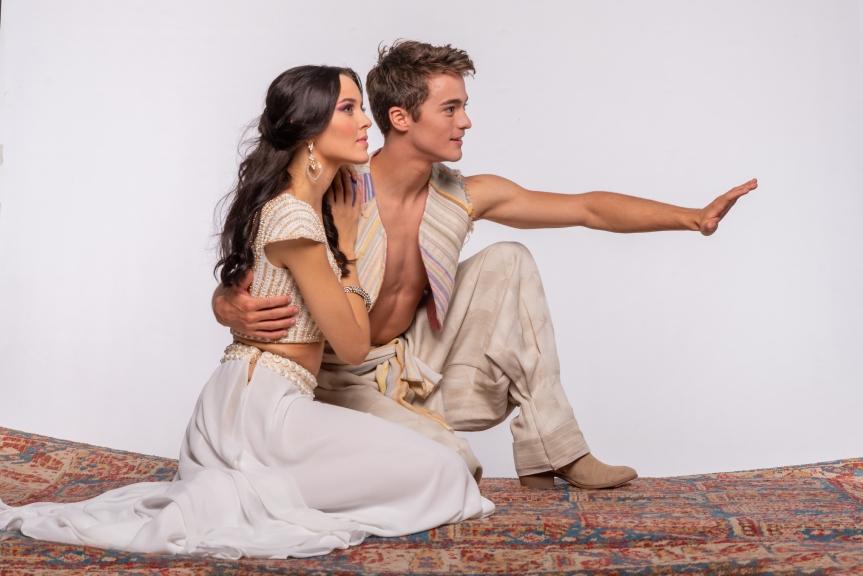 Teatro Brancaccio | ALADIN, IL MUSICAL GENIALE fino all'8dicembre