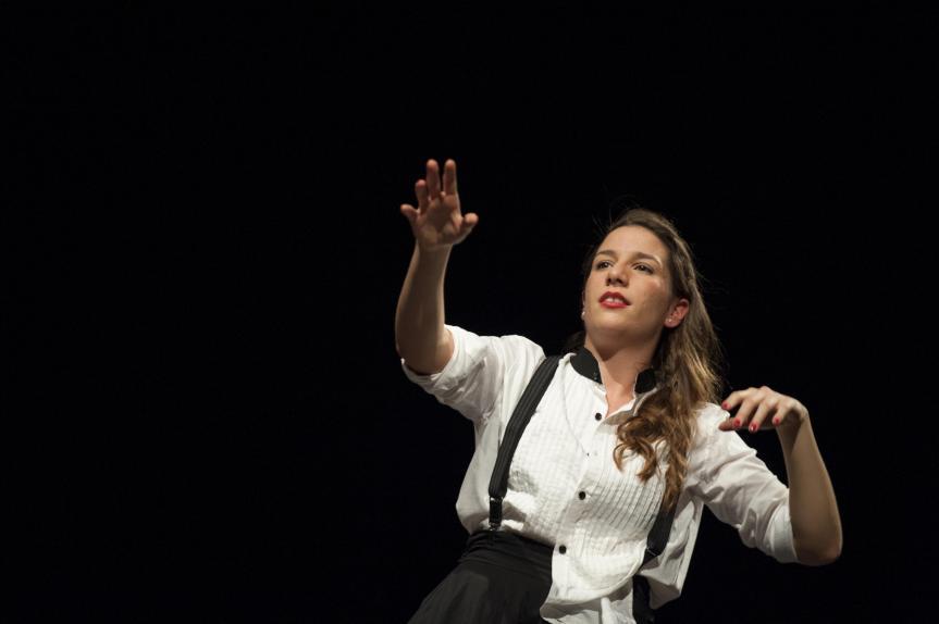 Teatro Studio Uno | COMUNQUE di e con Giorgia Mazzucato dal 24ottobre