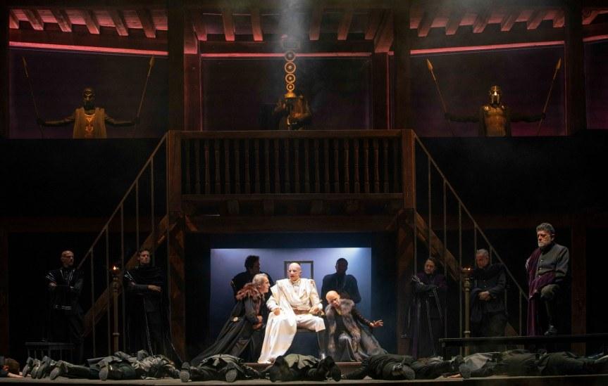 Recensione | Il GIULIO CESARE di Shakespearesecondo DanieleSalvo