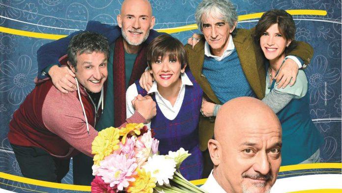SE MI VUOI BENE: dal 17 ottobre al cinema la nuova commedia di FaustoBrizzi
