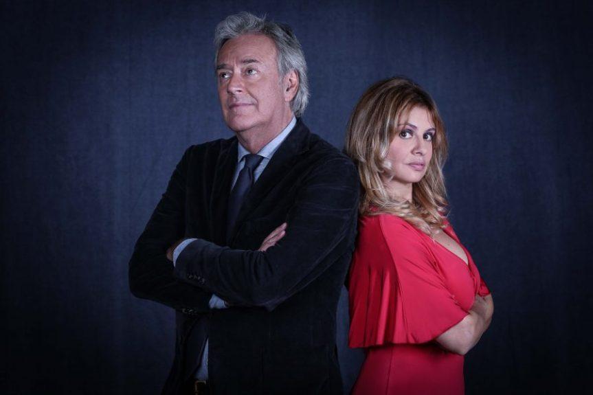Recensione|AMORE MIO AIUTAMI: Corrado Tedeschi e Debora Caprioglio al TeatroManzoni