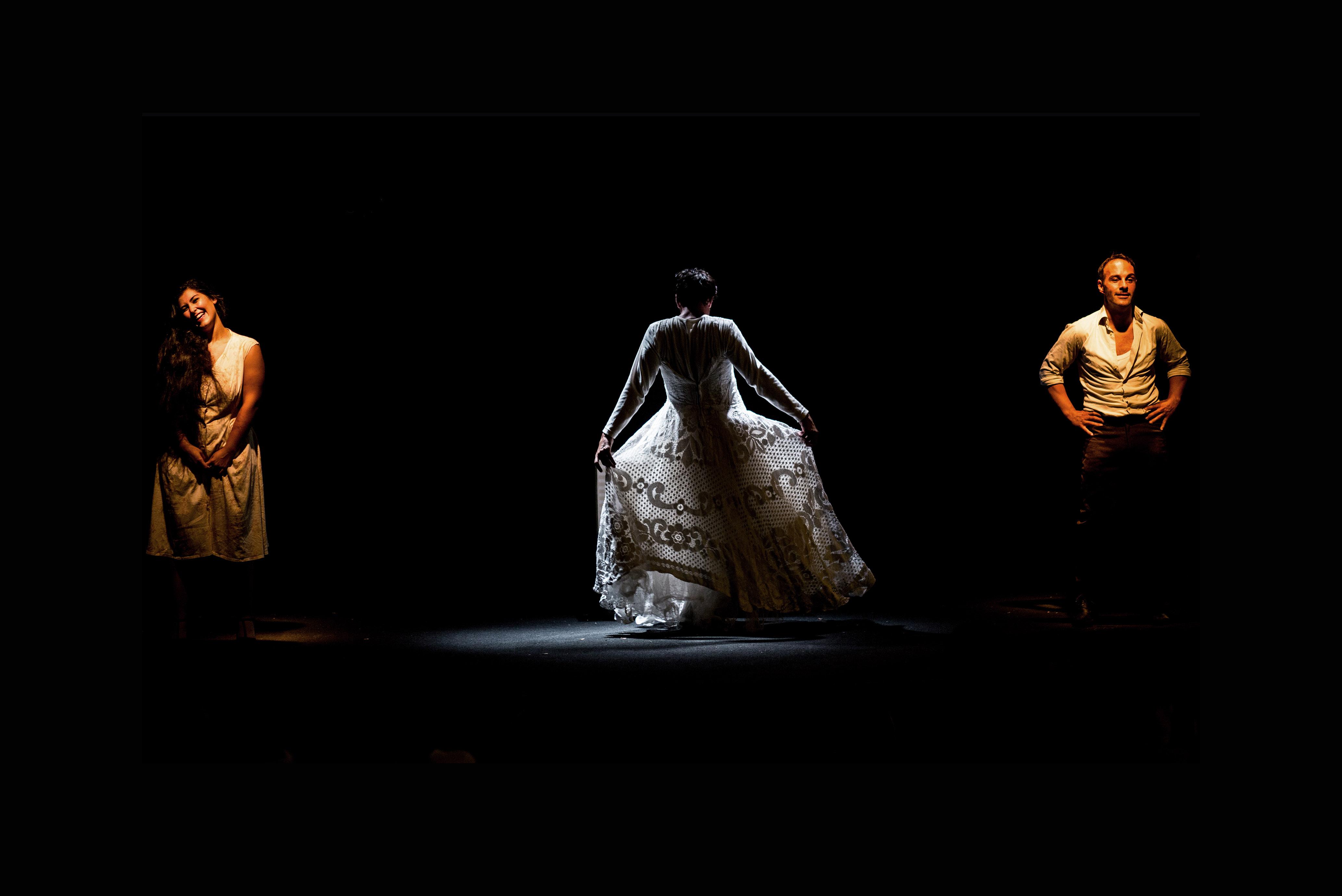 OFF OFF Theatre | IO, MAI NIENTE CON NESSUNO AVEVO FATTO dal 12 novembre
