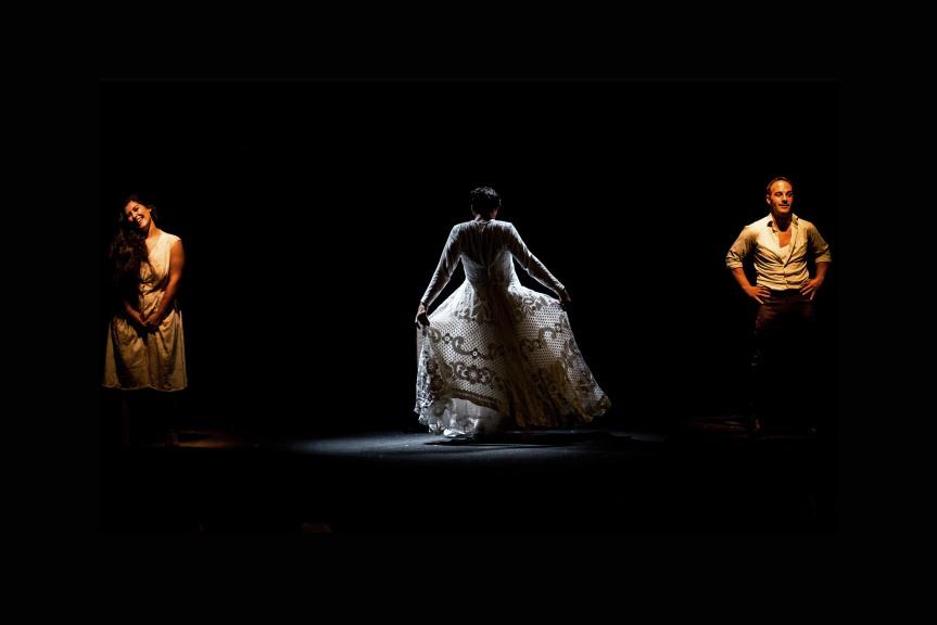 OFF OFF Theatre | IO, MAI NIENTE CON NESSUNO AVEVO FATTO dal 12novembre