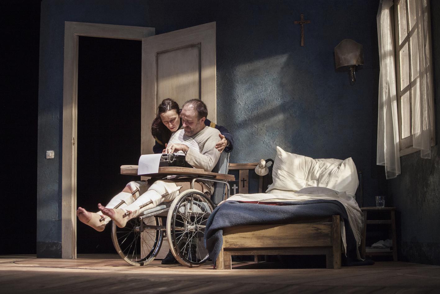Recensione | MISERY al teatro Sala Umberto