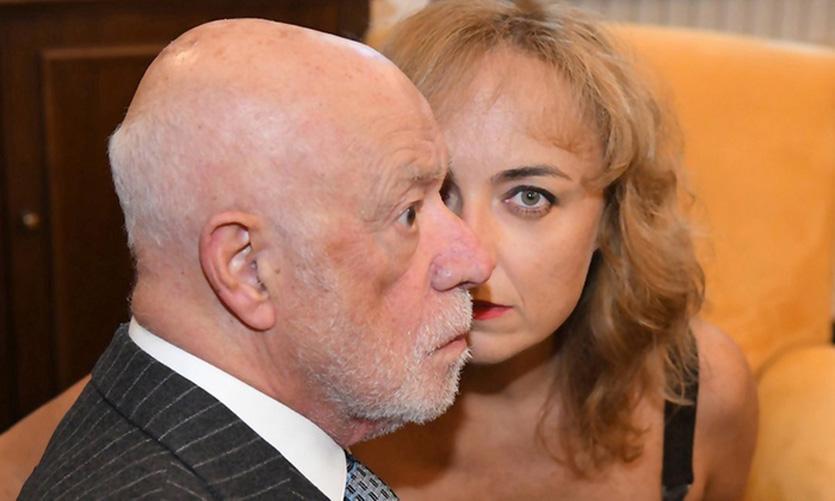 Recensione | OH DIO MIO! Miriam Mesturino e Piero Nuti in scena al Teatro degli Audaci