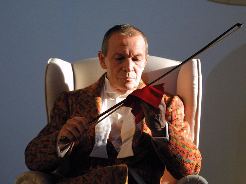 Recensione | Il nipote di Wittgenstein: Umberto Orsini in scena al Teatro Duse di Genova