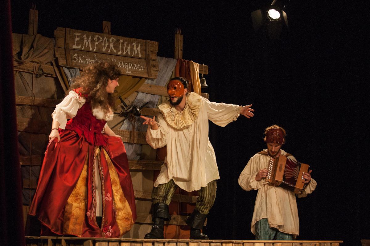 Teatro Leonardo | Romeo e Giulietta. L'amore è saltimbanco dal 10 dicembre a Milano