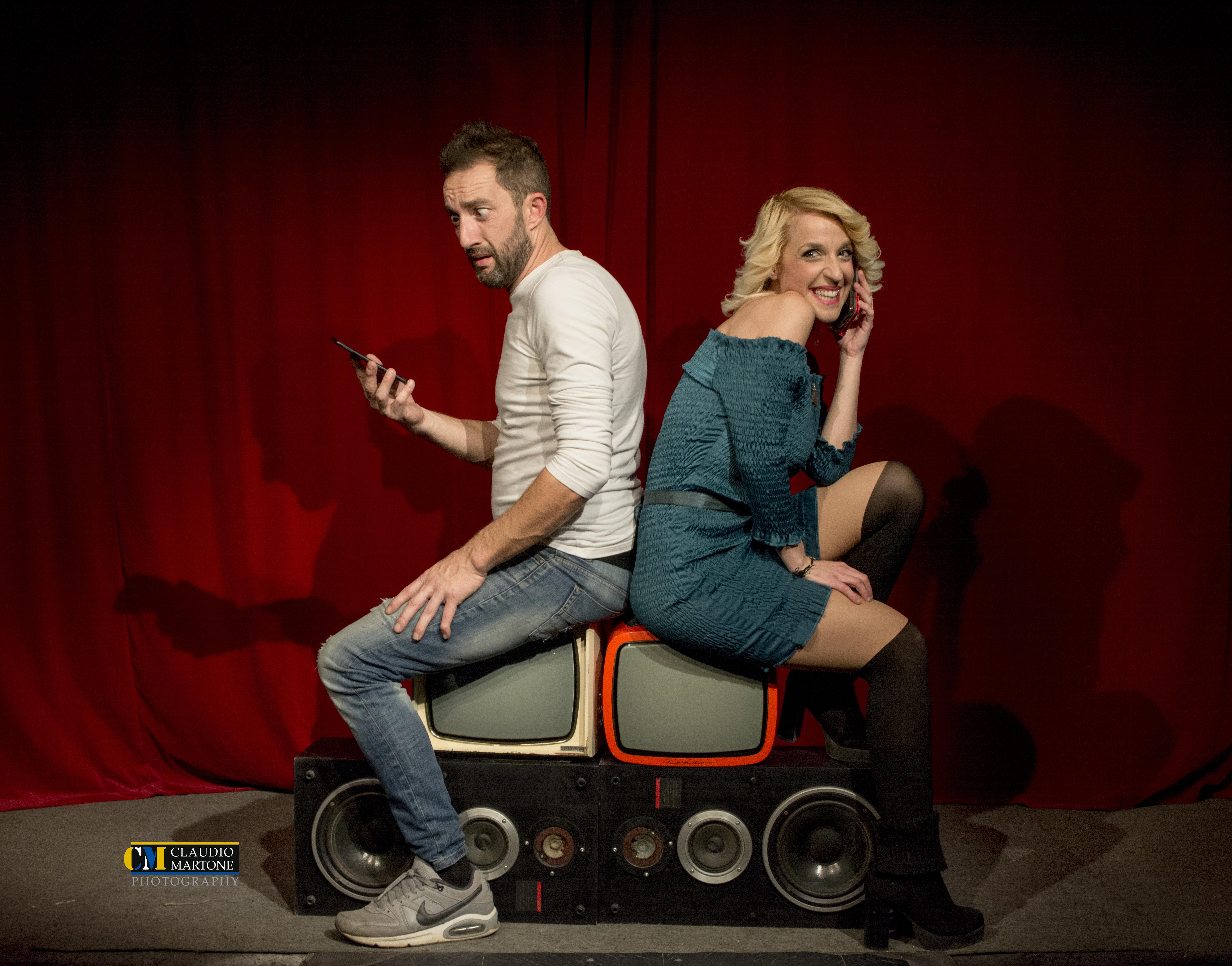 Teatro Petrolini | DIALOGHI RUBATI dal 17 gennaio