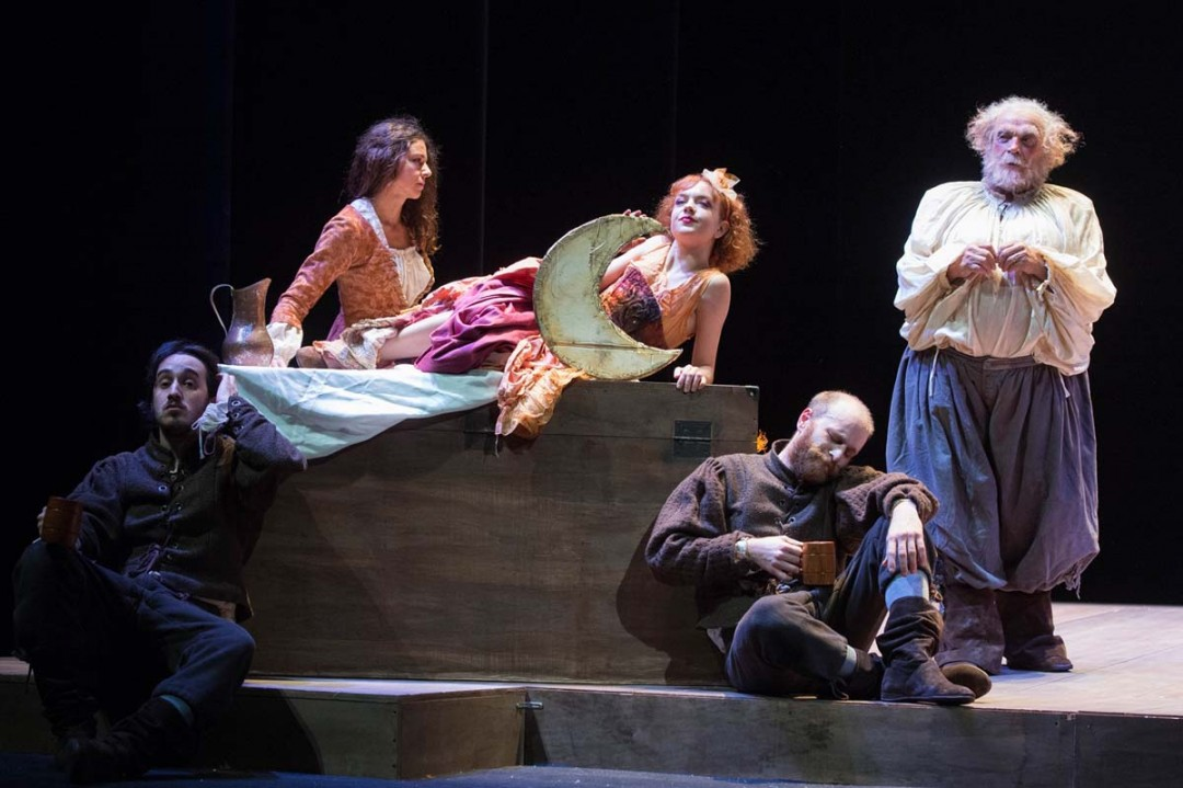 Recensione| FALSTAFF E IL SUO SERVO: Franco Branciaroli al Teatro Argentina
