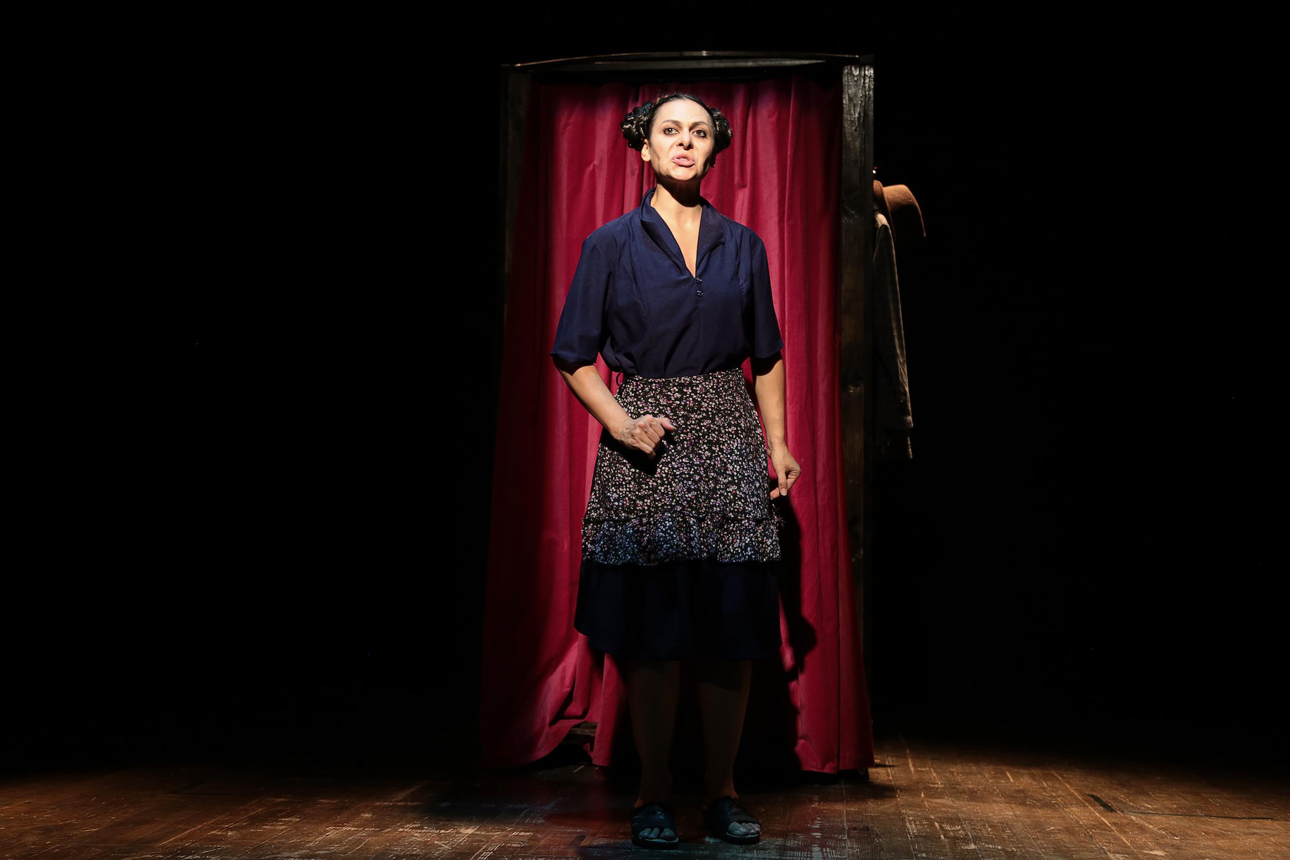 Teatro Brancaccino | RUSINA di e con Rossella Pugliese dal 23 gennaio