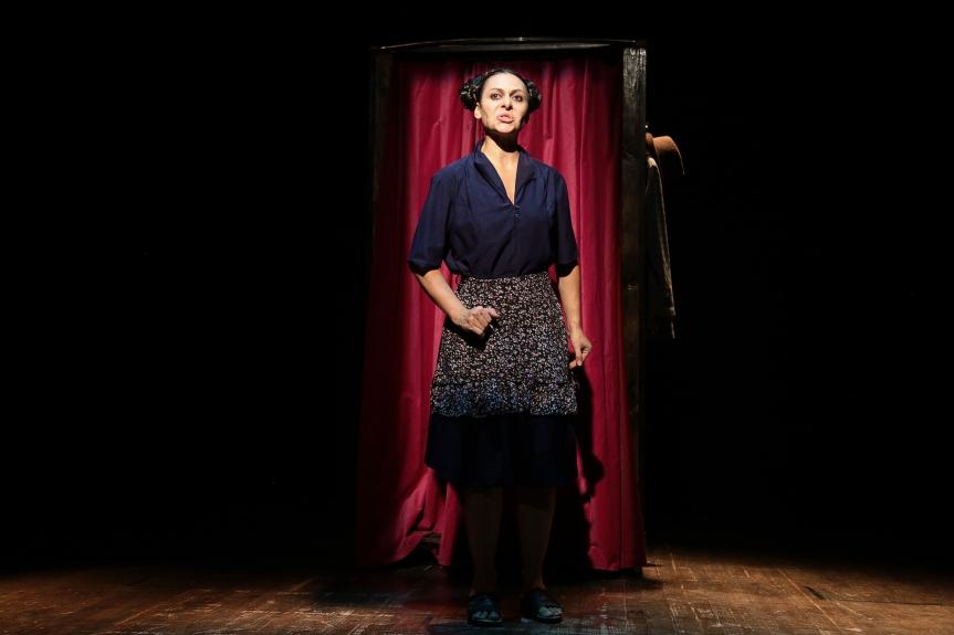 Teatro Brancaccino | RUSINA di e con Rossella Pugliese dal 23gennaio
