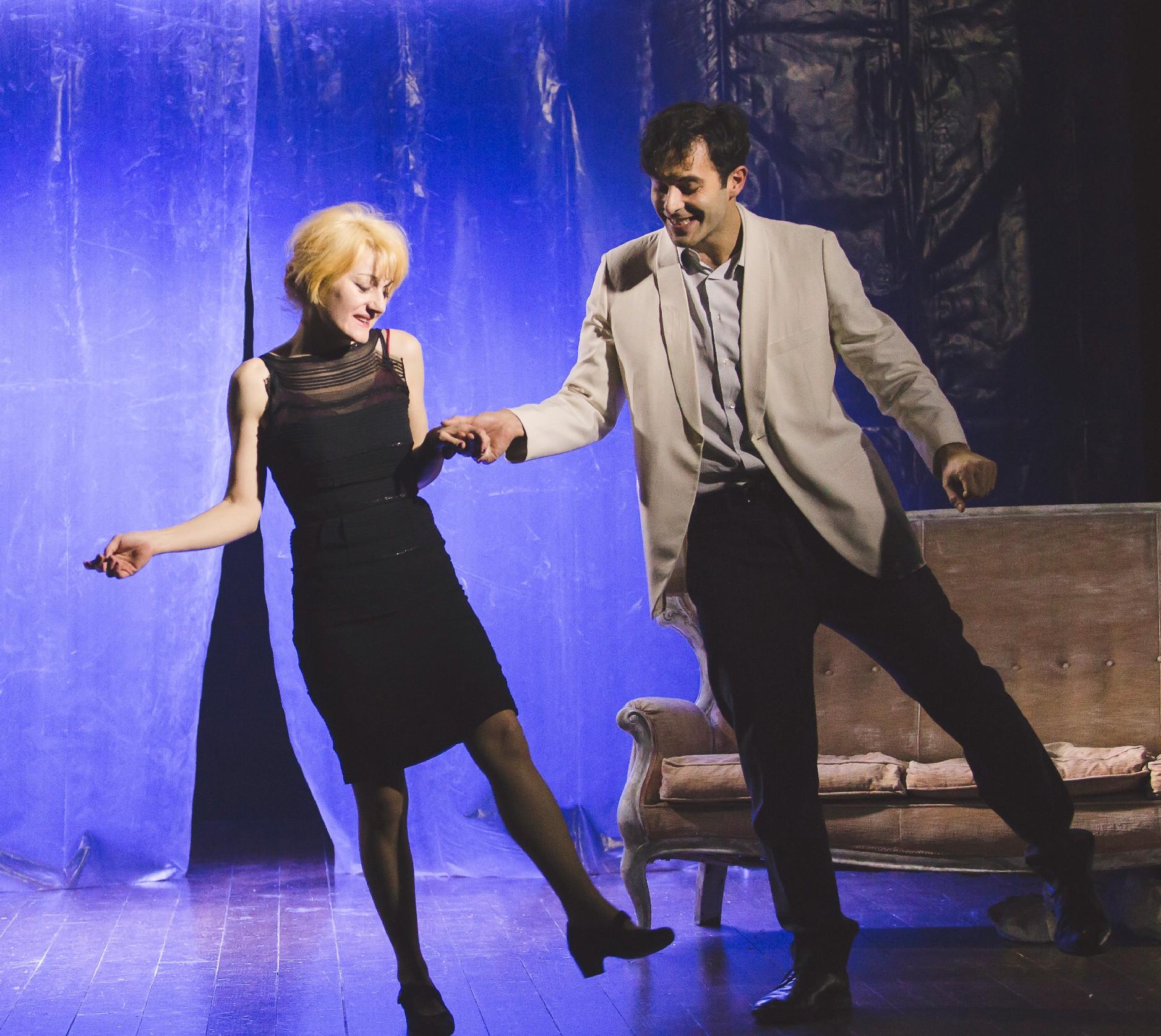 Off Off Theatre | PROCESSO A FELLINI dal 21 gennaio