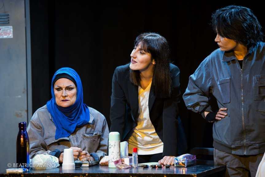 Recensione | 7 MINUTI al teatro L'Aura con Compagni diScena