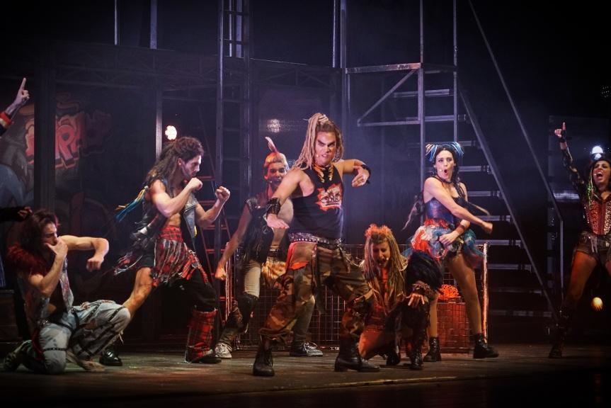 Teatro Brancaccio | WE WILL ROCK YOU dal 28 gennaio al 2febbraio