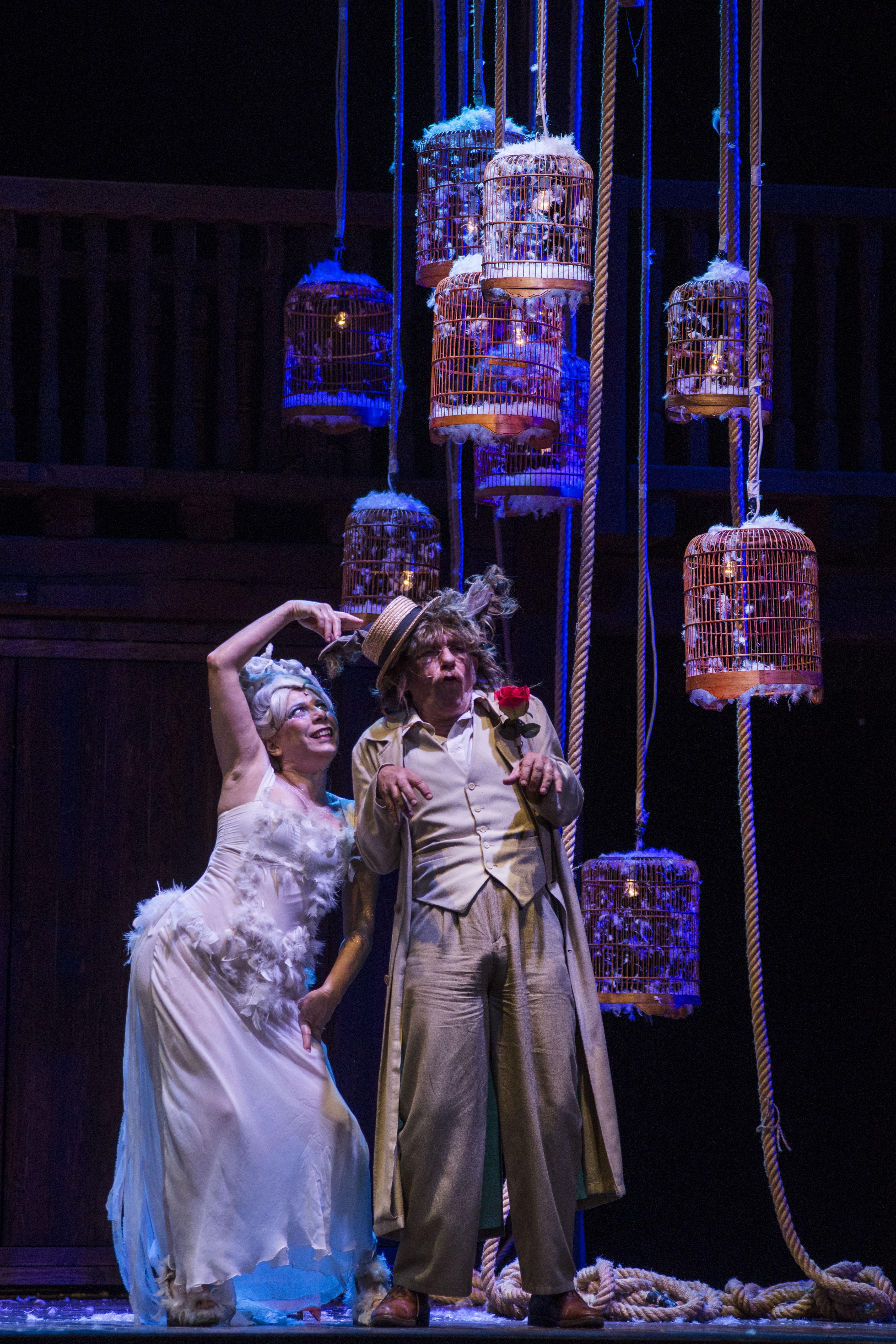 Globe Theatre | SOGNO DI UNA NOTTE DI MEZZA ESTATE dal 6 agosto