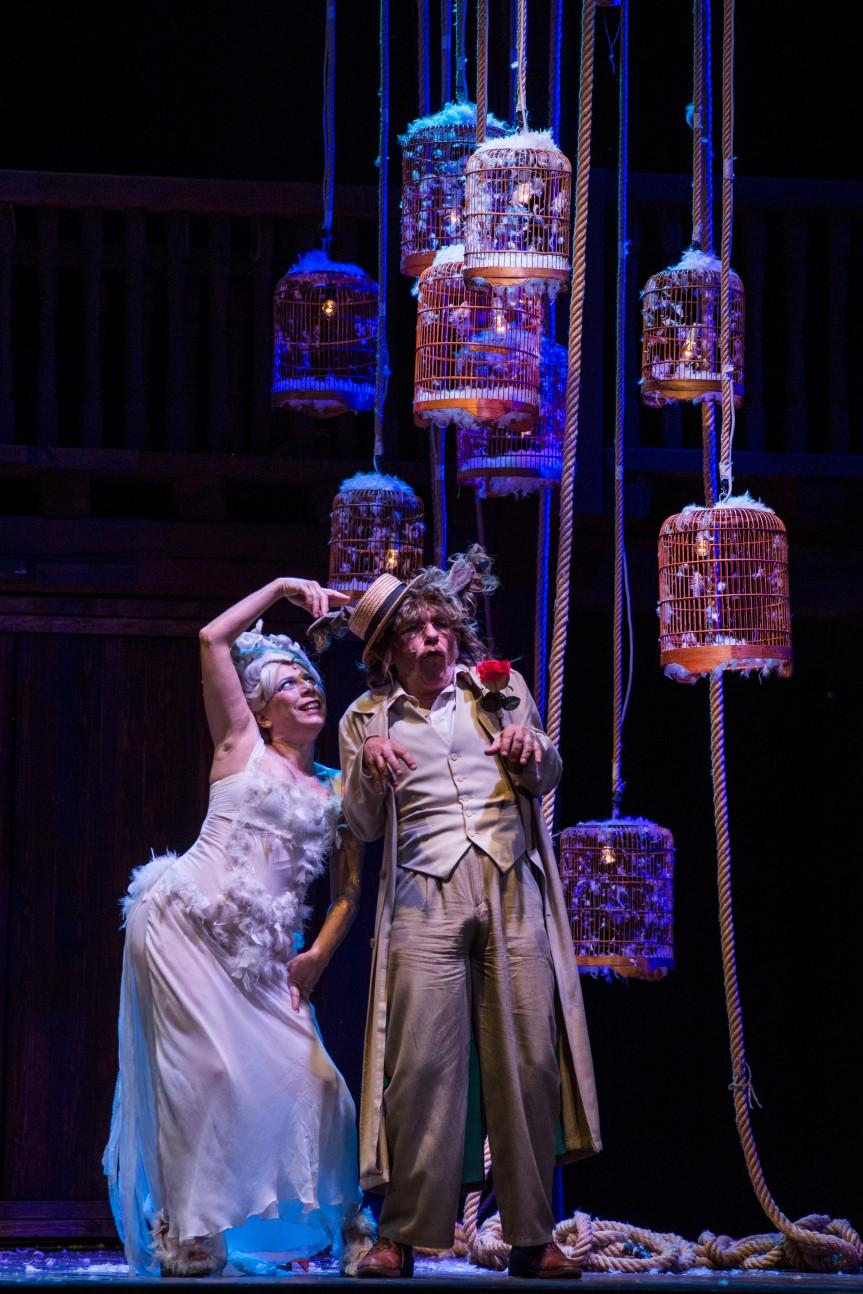 Globe Theatre | SOGNO DI UNA NOTTE DI MEZZA ESTATE dal 6agosto